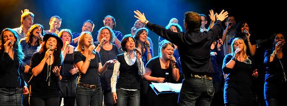 European choral club sfeerbeeld