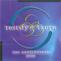 Album Testify 2 truth (Backingtrack)