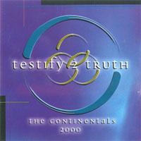 Album Testify 2 truth (Backingtrack)