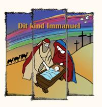 Fluitpartij Dit Kind Immanuel / This Child Immanuel