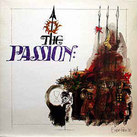 The Passion Muziekboek P/V/G