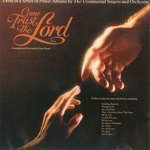 Songbook Come trust the Lord